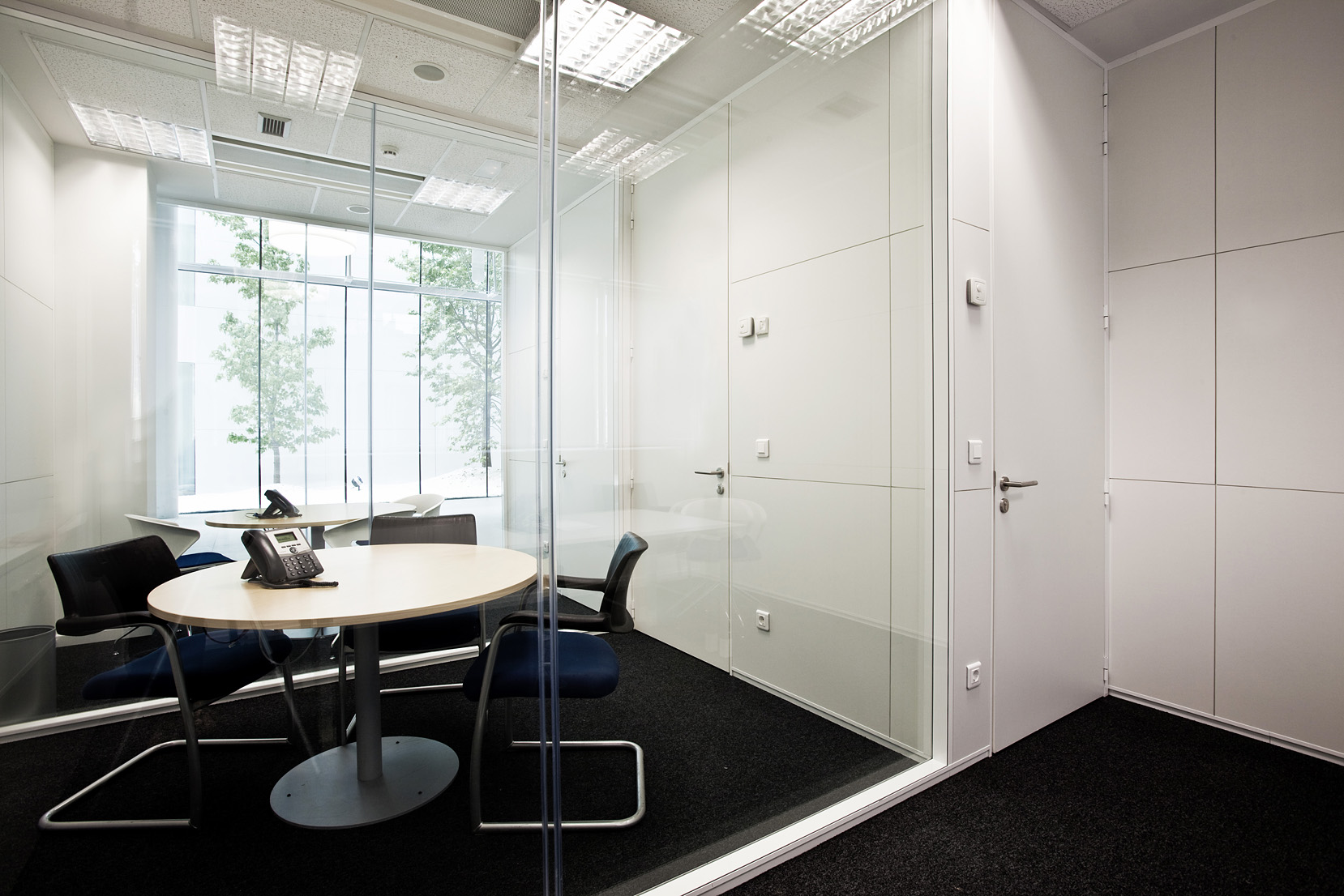 Interiores oficinas gesalia for Oficinas interiores